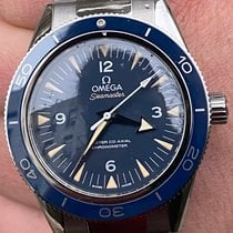 Omega Seamaster 300 Titanium 41mm Blue Arabic numerals United States of America, New York, Brooklyn