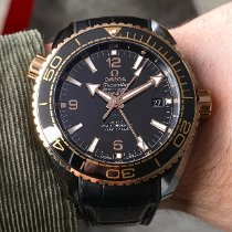 Omega Seamaster Planet Ocean Ceramic 45.5mm Black Arabic numerals United States of America, Wisconsin, La Crosse