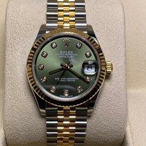 Rolex Datejust 278273-0030 Novo Zuto zlato 31mm
