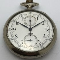Omega Watch pre-owned 1920 Steel 53mm Manual winding Watch only
