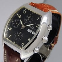 Van Der Bauwede Silver 43mm Automatic VDM Cal 35 pre-owned United States of America, California, Los Angeles