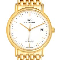 IWC Yellow gold 37mm Automatic IW925101 pre-owned United States of America, Georgia, Atlanta