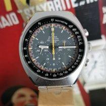 Omega Speedmaster Mark II tweedehands 42mm Grijs Chronograaf Staal