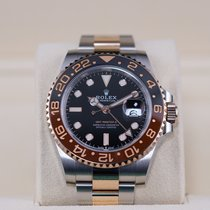 Rolex new Automatic 40mm Gold/Steel Sapphire crystal