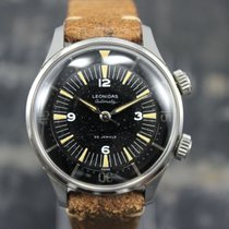 Leonidas Steel 36mm Automatic pre-owned