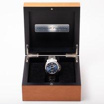 Panerai Luminor Marina Automatic Steel 44mm Blue Arabic numerals United Kingdom, Radlett