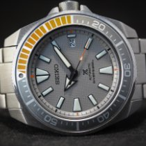 Seiko Prospex Steel 44mm Grey