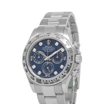 Rolex 116509 White gold 2005 Daytona 40mm pre-owned United States of America, New York, Hartsdale