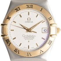 Omega Constellation Gold/Stahl 35.5mm Silber Deutschland, Karlsruhe