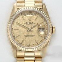 Rolex Day-Date 36 Très bon Or jaune 36mm Remontage automatique