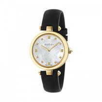 Gucci Diamantissima YA141404 New 32mm Quartz
