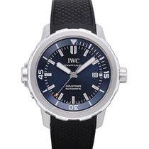 IWC Aquatimer Automatic neu 2021 Automatik Uhr mit Original-Box und Original-Papieren IW329005