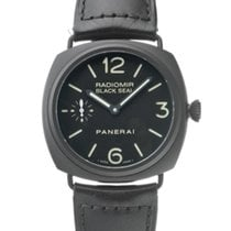 Panerai Radiomir Black Seal 45mm Black