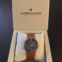Junghans Meister Hand-winding Blue No numerals