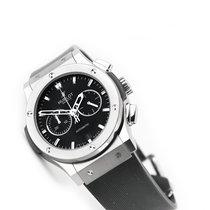 Hublot 541.NX.1170.LR Titanium 2015 Classic Fusion Chronograph 42mm pre-owned