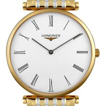 Longines La Grande Classique Yellow gold 33mm White Roman numerals United States of America, New York, Monsey