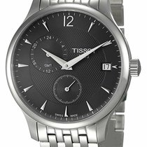 Tissot Tradition Steel 42mm Black Arabic numerals United States of America, New York, Monsey