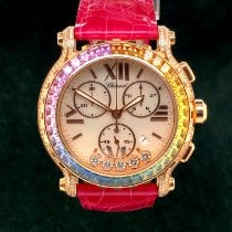 Chopard Happy Sport Rose gold Mother of pearl