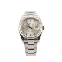 Rolex Datejust N/A Good Steel 36mm Automatic United States of America, New York, New York