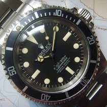 Rolex Submariner (No Date) Acero 40mm Negro Sin cifras España, Madrid