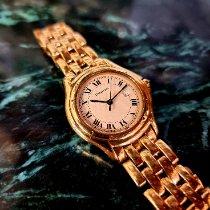 Cartier Yellow gold 33mm Quartz 887904 pre-owned