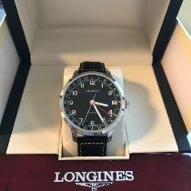 Longines Heritage L2.789.4.53.0 Sehr gut Stahl 42mm Automatik Schweiz, Schlieren