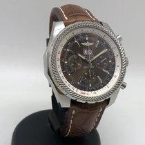 Breitling Bentley 6.75 Steel 48mm Brown No numerals