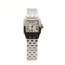 Cartier Santos Demoiselle Steel 20mm White United States of America, New York, New York