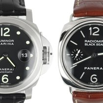 Panerai PAM00260 Gold/Steel 45mm pre-owned United States of America, New York, Smithtown
