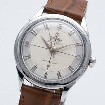 歐米茄 2852 鋼 1956 Constellation 35mm 二手