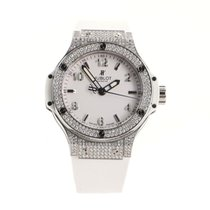 Hublot Big Bang 38 mm Acero 38mm Blanco