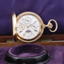 Jaeger-LeCoultre Rose gold 56mm Manual winding pre-owned