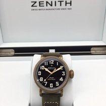 Zenith Pilot Type 20 Extra Special Bronze 40mm Black Arabic numerals