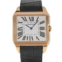 Cartier Santos Dumont W2006951 Very good Rose gold 44.6mm Manual winding United States of America, Maryland, Baltimore, MD