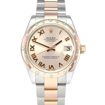 Rolex 178341 Acero y oro 2017 Lady-Datejust 31mm usados