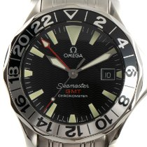 Omega Seamaster Diver 300 M 2534.50.00 Muy bueno Acero 41mm Automático