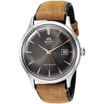 Orient Bambino Steel 42mm Grey United States of America, Connecticut, Shelton