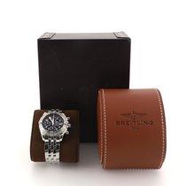 Breitling Chronomat Evolution Steel 44mm Black
