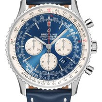 Breitling Steel 46mm Automatic AB0127211C1X1 new