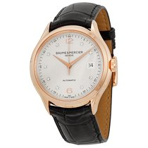 Baume & Mercier Clifton new Automatic Watch with original box and original papers MOA10104