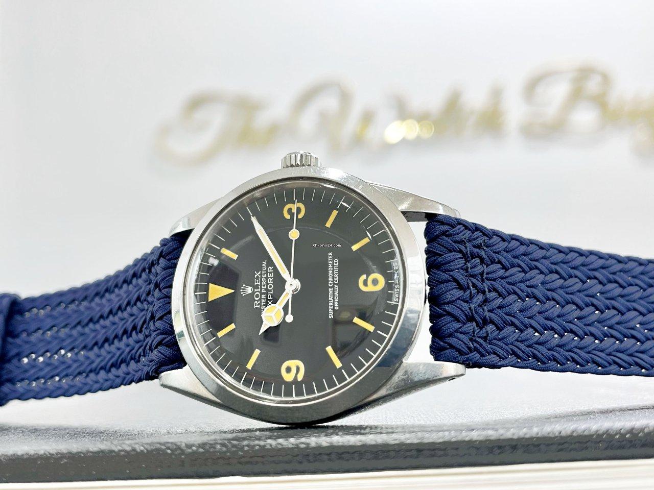 Rolex Explorer 1016 1967 pre-owned