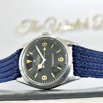 Rolex Explorer Steel 36mm Black Arabic numerals United States of America, California, Pasadena