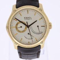 Ebel Classic Hexagon Rose gold 45mm Champagne
