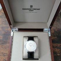 Frederique Constant Slimline Automatic Steel Silver No numerals United States of America, Pennsylvania, Gap