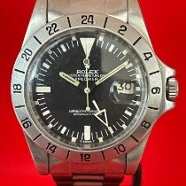 Rolex Explorer II Steel 40mm Black No numerals United States of America, California, Upland