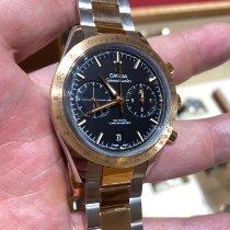 Omega Speedmaster '57 nouveau 2021 Remontage automatique Chronographe Montre avec coffret d'origine et papiers d'origine 331.20.42.51.01.002