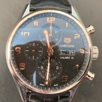 TAG Heuer CV2A1AB.FC6379 Steel 2020 Carrera Calibre 16 43mm new United States of America, Florida, Hollywood