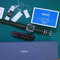 Seiko Spirit Steel 38mm Green Arabic numerals United Kingdom, Linlithgow