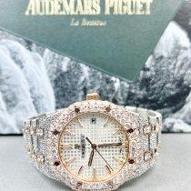 Audemars Piguet 77350SR.OO.1261SR.01 Gold/Steel 2020 Royal Oak 34mm new United States of America, California, Pleasanton