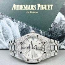 Audemars Piguet Royal Oak Selfwinding Steel 37mm Silver No numerals United States of America, California, Pleasanton